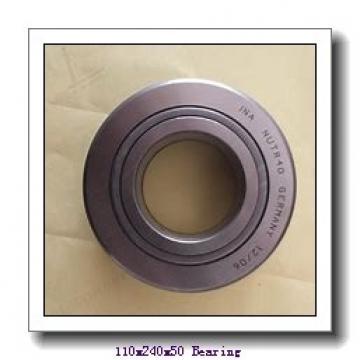 110 mm x 240 mm x 50 mm  NTN 7322C angular contact ball bearings