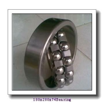 180 mm x 280 mm x 74 mm  NACHI 23036EK cylindrical roller bearings