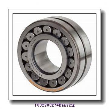 180 mm x 280 mm x 74 mm  ISO 23036 KCW33+AH3036 spherical roller bearings