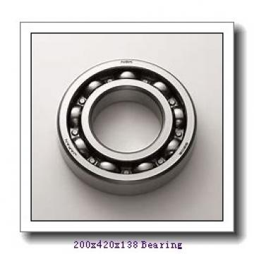 200 mm x 420 mm x 138 mm  Loyal 22340MW33 spherical roller bearings