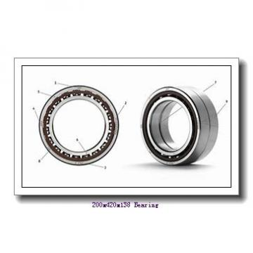 200 mm x 420 mm x 138 mm  KOYO 22340RK spherical roller bearings
