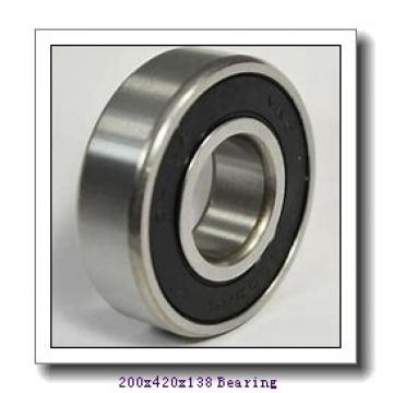 200 mm x 420 mm x 138 mm  Loyal NH2340 E cylindrical roller bearings