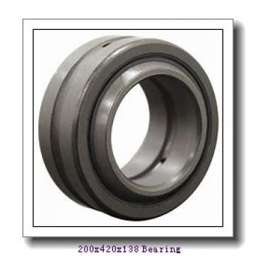200 mm x 420 mm x 138 mm  Loyal NF2340 cylindrical roller bearings