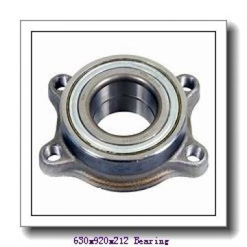 630 mm x 920 mm x 212 mm  PSL 230/630CKMB spherical roller bearings