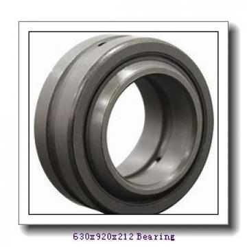 630 mm x 920 mm x 212 mm  ISB 230/630 spherical roller bearings