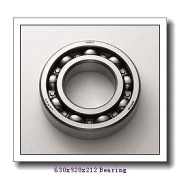 630 mm x 920 mm x 212 mm  Loyal NU30/630 cylindrical roller bearings