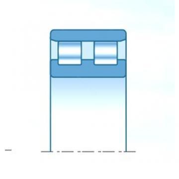 180 mm x 280 mm x 74 mm  NTN NN3036KC9NAP4 cylindrical roller bearings