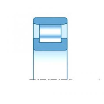 90,000 mm x 190,000 mm x 43,000 mm  SNR N318EM cylindrical roller bearings