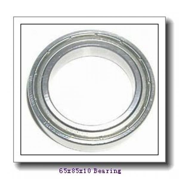 65 mm x 85 mm x 10 mm  NACHI 6813N deep groove ball bearings #1 image